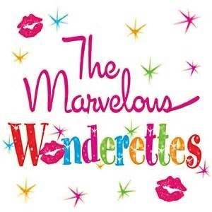Image with text: The Marvelous Wonderettes
